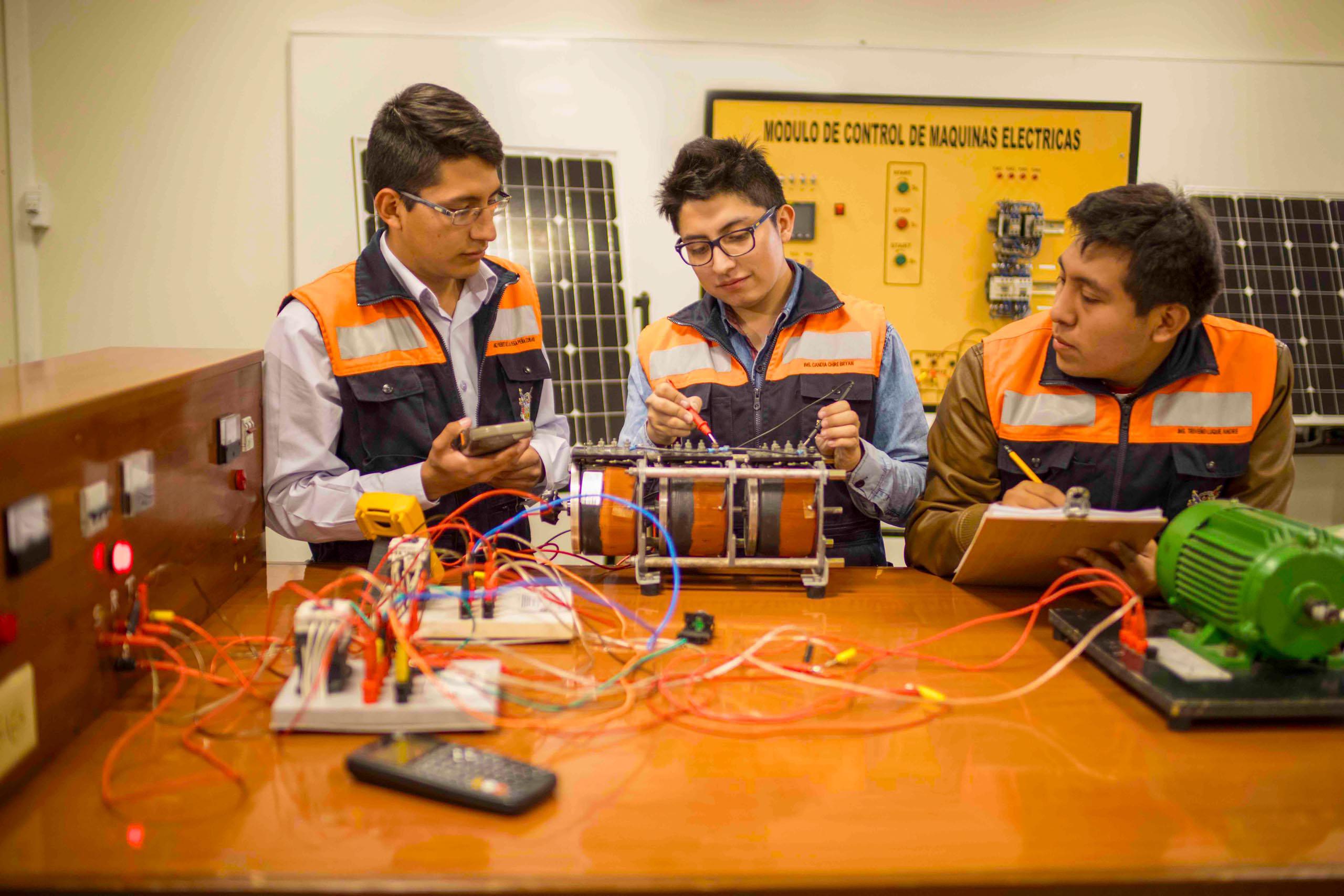 Ingeniería Mecánica Eléctrica